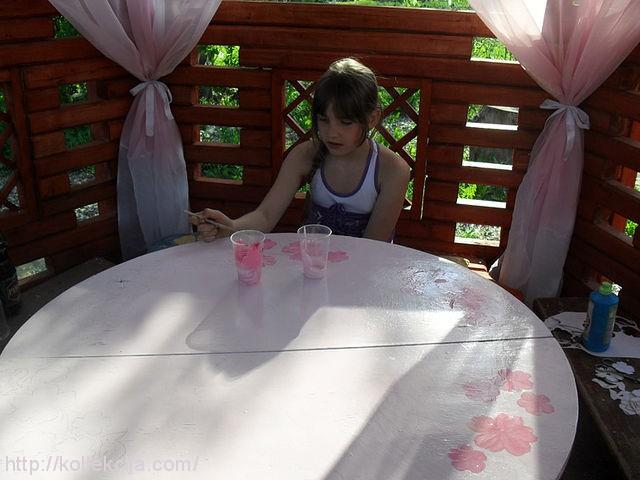 Реставрация стола обеденного своими руками