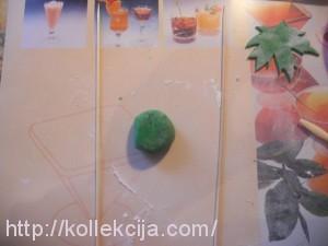 Объемные поделки из соленого теста