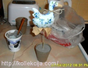 Идеи пасхального декора