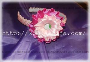 Веерообразный цветок
