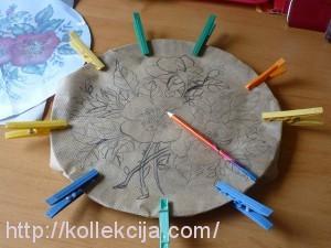 Как перенести рисунок на поверхность