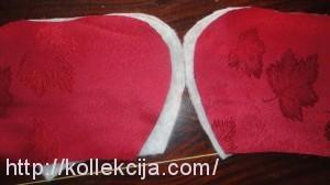 Как сделать подушку-розу