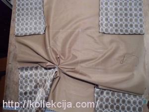 Подушка буфы-бант