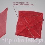 Розочка-конверт