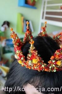 сказочная корона своими руками