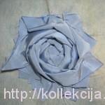 Как сделать объемную розу