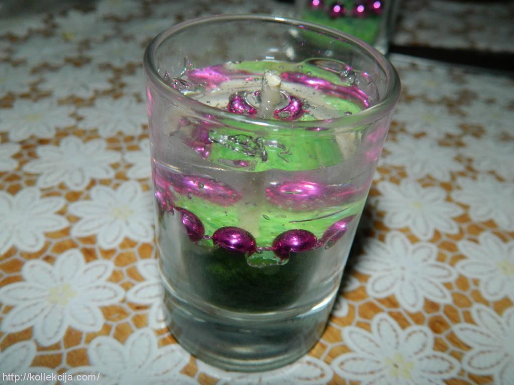 Гелевая свеча своими руками фото 992