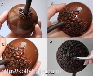 Топиарий кофейное дерево