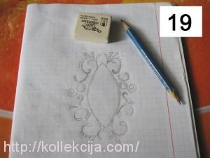 Оформление свадебных бокалов своими руками
