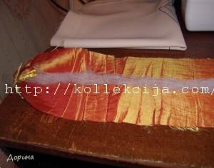 Декоративная подушка своими руками