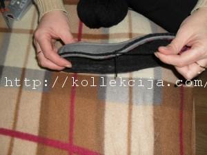 Домашние тапочки сапожки своими руками