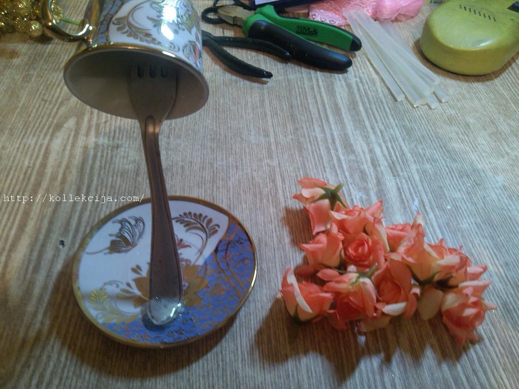 Кружка с цветами своими руками фото 597