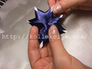 Бантик звездочка