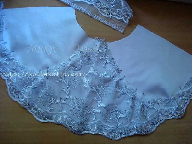Свадебные платья для барби своими руками