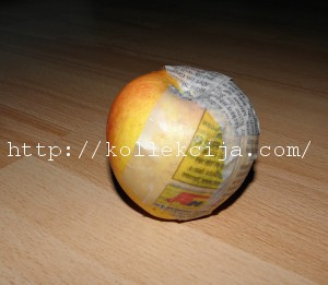 Яблоки своими руками