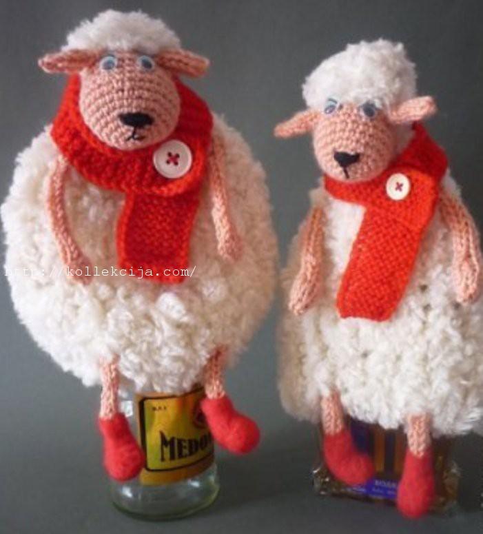 Овцы сделать своими руками