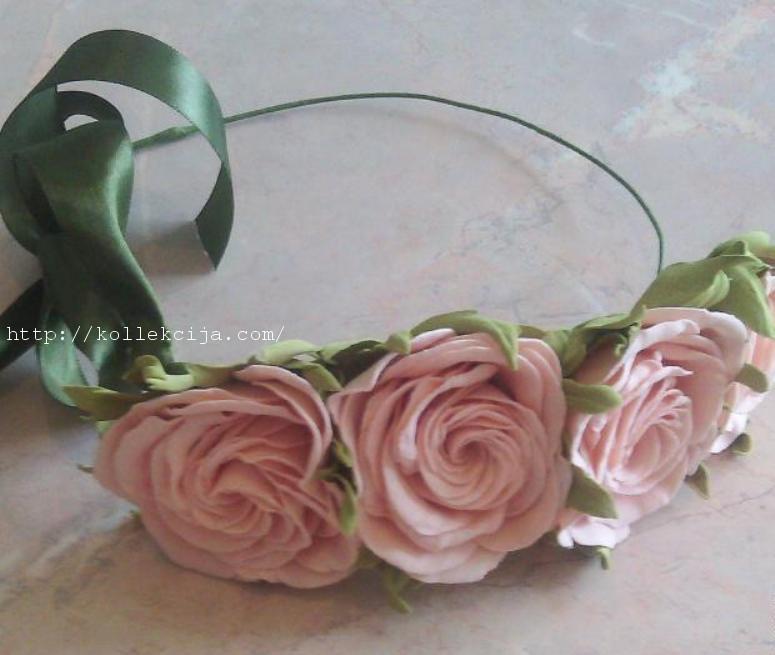Розы из фоамирана своими руками