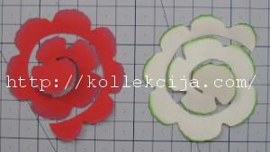 """Мини мастер-класс """"Розы"""""""