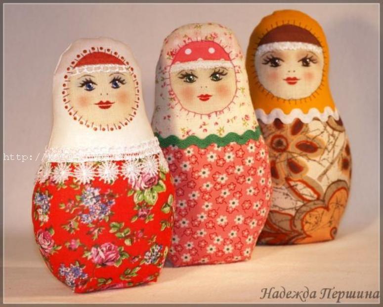Сшить куклу народную своими руками