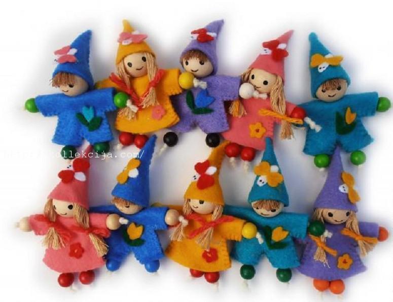 Куколки своими руками