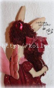 Как сшить симпатичную лошадку из ткани